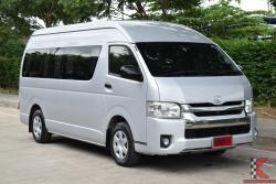 รถมือสอง Toyota Hiace 3.0 COMMUTER ( ปี 2014 ) D4D Van MT