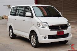 Suzuki APV 1.6 ( ปี 2012 ) GLX Wagon AT