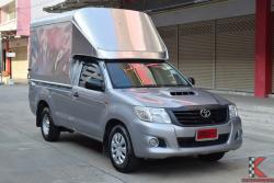 Toyota Hilux Vigo 2.5 CHAMP SINGLE ( ปี 2015 ) J Pickup MT