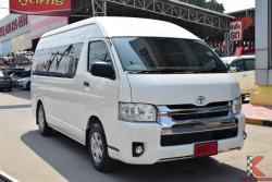รถมือสอง Toyota Hiace 3.0 COMMUTER (ปี2018) D4D Van AT