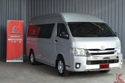 รถมือสอง Toyota Hiace 3.0 COMMUTER (ปี 2017) D4D Van AT