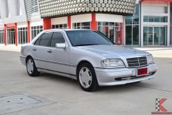 Mercedes-Benz C180 1.8 W202 (ปี 1996) Classic Sedan AT ราคา 189,000 บาท