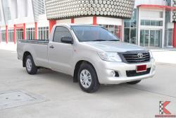 Toyota Hilux Vigo 2.7 CHAMP SINGLE (ปี 2013) CNG Pickup MT ราคา 319,000 บาท