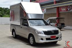 รถมือสอง Toyota Hilux Vigo 2.7 CHAMP SINGLE (ปี 2013) CNG Pickup MT