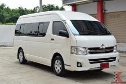 Toyota Hiace 2.5 COMMUTER (ปี 2013) D4D Van MT