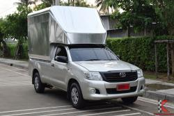 Toyota Hilux Vigo 2.7 CHAMP SINGLE (ปี 2012) J Pickup MT
