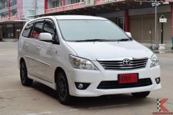 Toyota Innova 2.0 (ปี 2013) G Option Wagon AT