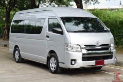 รถมือสอง Toyota Hiace 3.0 COMMUTER ( ปี2014 ) D4D Van MT