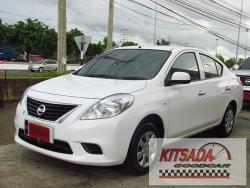 2013 Nissan Almera (ปี 11-16) ES 1.2 AT Sedan ราคา 349,000 บาท