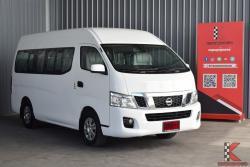 รถมือสอง Nissan Urvan 2.5 ( ปี 2018 ) NV350 Van MT