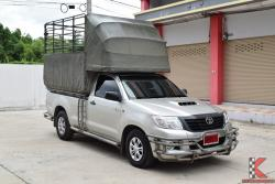 Toyota Hilux Vigo 2.5 CHAMP SINGLE (ปี 2014) J STD Pickup MT