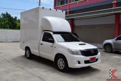 Toyota Hilux Vigo 2.5 CHAMP SINGLE (ปี 2013) J Pickup MT