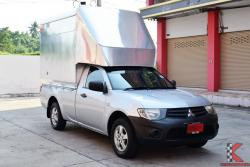 Mitsubishi Triton 2.4 SINGLE (ปี 2014) CNG Pickup MT