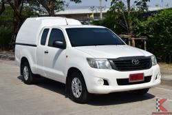 Toyota Hilux Vigo 2.5 CHAMP EXTRACAB (ปี 2012 ) J Pickup MT