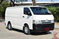 Toyota Hiace 2.5 ตัวเตี้ย ( ปี2006 ) D4D Van MT