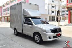 Toyota Hilux Vigo 2.7 CHAMP SINGLE (ปี 2011) J Pickup MT