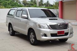 Toyota Hilux Vigo 3.0 CHAMP DOUBLE CAB (ปี 2014) G Pickup AT