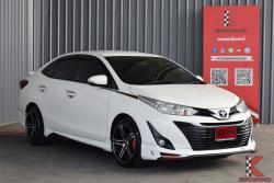 Toyota Yaris Ativ 1.2 (ปี 2019 ) E Sedan AT