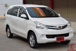 Toyota Avanza 1.5 (ปี 2013) E Hatchback AT