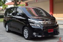 Toyota Vellfire 2.4  ( ปี 2014 ) V Wagon AT