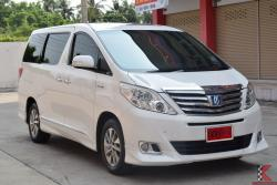 Toyota Alphard 2.4 ( ปี 2013 ) HV Van AT
