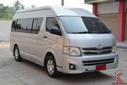 Toyota Hiace 3.0 COMMUTER (ปี 2013) D4D Van MT