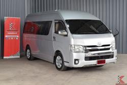 รถมือสอง Toyota Hiace 3.0 COMMUTER (ปี 2018) D4D Van MT