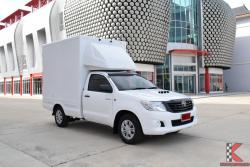 Toyota Hilux Vigo CHAMP SINGLE (ปี 2013) J 2.5 MT Pickup ราคา 379,000 บาท