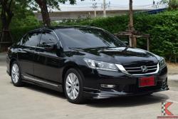 Honda Accord 2.0 (ปี 2014) EL i-VTEC Sedan AT