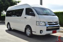 Toyota Hiace 3.0 COMMUTER (ปี 2018) D4D AT