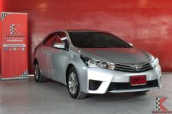 รถมือสอง Toyota Corolla Altis 1.6 (ปี2014) G Sedan AT