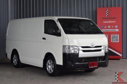 รถมือสอง Toyota Hiace 3.0 ตัวเตี้ย (ปี 2018) D4D Van