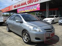 2007 Toyota Vios (ปี 07-13) J 1.5 MT Sedan ราคา 219,000 บาท