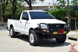 Toyota Hilux Vigo 2.7 CHAMP SINGLE ( ปี 2015 ) J STD Pickup MT