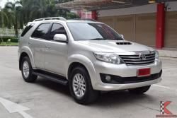 Toyota Fortuner 3.0 (ปี 2014) V SUV AT