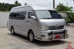 Toyota Hiace 2.5 COMMUTER (ปี 2011) D4D Van MT