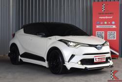 รถมือสอง Toyota C-HR 1.8 (ปี 2018) HV Mid SUV AT
