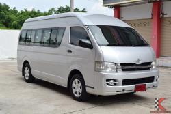 Toyota Hiace 2.5 COMMUTER (ปี 2009) D4D Van MT