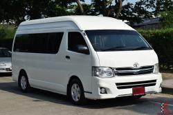 รถมือสอง Toyota Hiace 2.7 COMMUTER ( ปี 2012 ) VVTi Van MT
