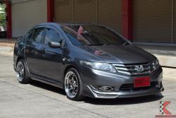 Honda City 1.5 ( ปี 2012 ) V i-VTEC Sedan AT