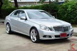 รถมือสอง Mercedes-Benz E250 CDI BlueEFFICIENCY 2.1 W212 (ปี 2011) Elegance Sedan AT