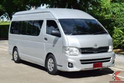 Toyota Hiace 2.5 COMMUTER  ( ปี 2011 ) D4D Van MT