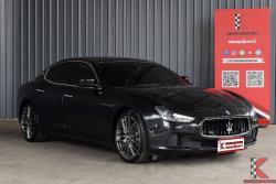 Maserati Ghibli 3.0 (ปี 2014) S Sedan AT