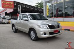 Toyota Hilux Vigo 2.7 CHAMP SMARTCAB (ปี 2014) J CNG Pickup MT