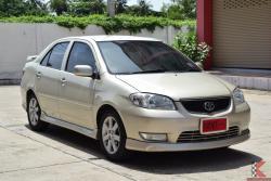 Toyota Vios 1.5 (ปี 2004) S Sedan AT