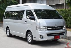 รถมือสอง Toyota Hiace 2.5 COMMUTER (ปี 2013) D4D Van MT
