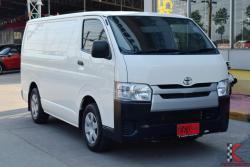 รถมือสอง Toyota Hiace 3.0 ตัวเตี้ย ( ปี 2015 ) D4D Van MT