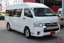รถมือสอง Toyota Hiace 3.0 COMMUTER (ปี 2019) D4D Van AT
