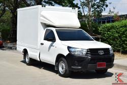 Toyota Hilux Revo 2.4 ( ปี 2017 ) SINGLE J Pickup MT