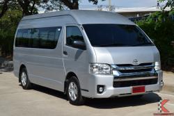 รถมือสอง Toyota Hiace 3.0 COMMUTER (ปี 2014 ) GL Van MT